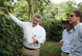 Visita del señor Embajador de Estados Unidos Kevin Whitaker a Cenicafé